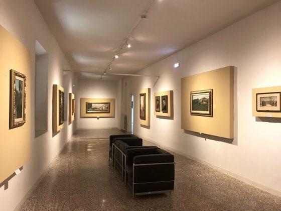 La Galleria d'Arte Moderna e Contemporanea di San Gimignano si rinnova: oggi l'inaugurazione