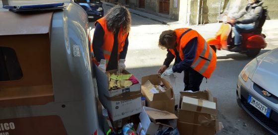 A novembre 74 verbali dagli Ispettori Alia contro chi abbandona rifiuti