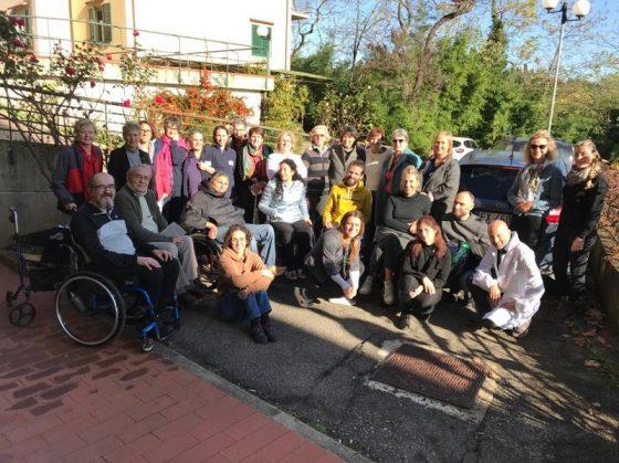 Presentato a Saccardi 'Progetto di terapia assistita con i cavalli'