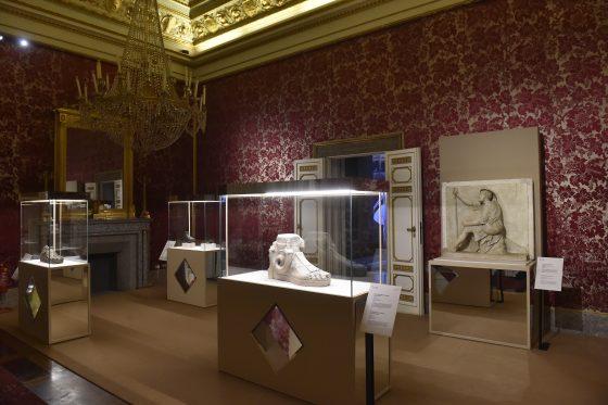 """A Palazzo Pitti  """"Ai piedi degli dei"""", fino al 19 aprile 2020"""