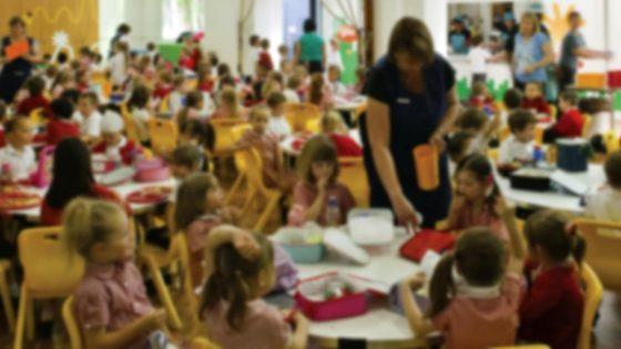 Mense scolastiche comunali in stato di agitazione