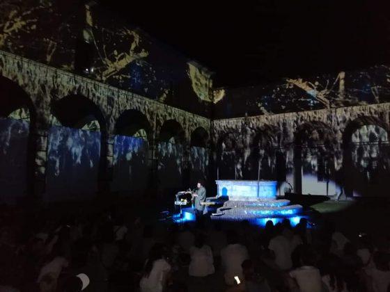 """Teatro studio Kripton presenta """"Il Diluvio"""" da Leonardo Da Vinci"""