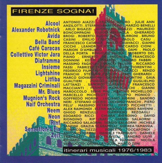 """""""Firenze Sogna! – Itinerari Musicali 1976 – 1983"""" l'intervista!"""