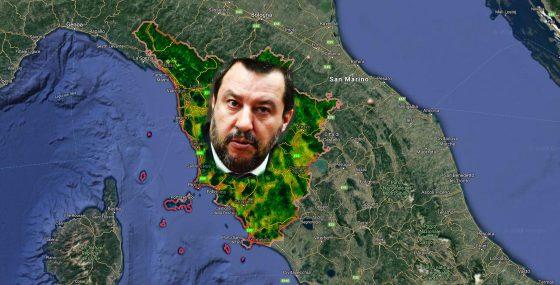 """Sondaggio SWG: """"Lega primo partito in Toscana"""""""
