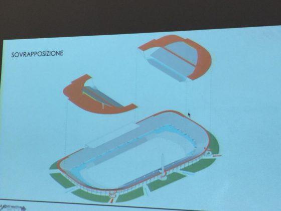 Franchi: il progetto di 'stadio dentro lo stadio' torna in campo