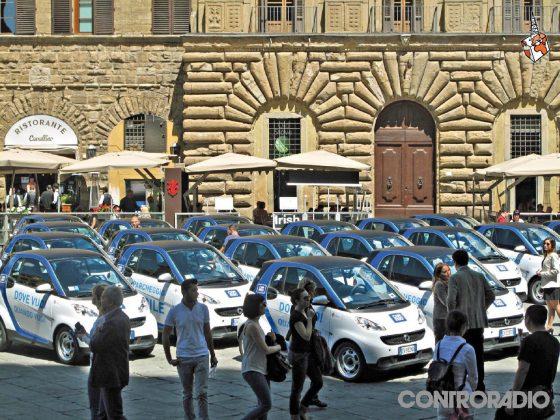 """Share Now lascia Firenze, """"città non redditizia"""""""