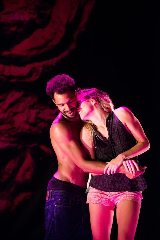 """""""All Around me"""" in prima assoluta al Teatro Cantiere Florida di Firenze"""