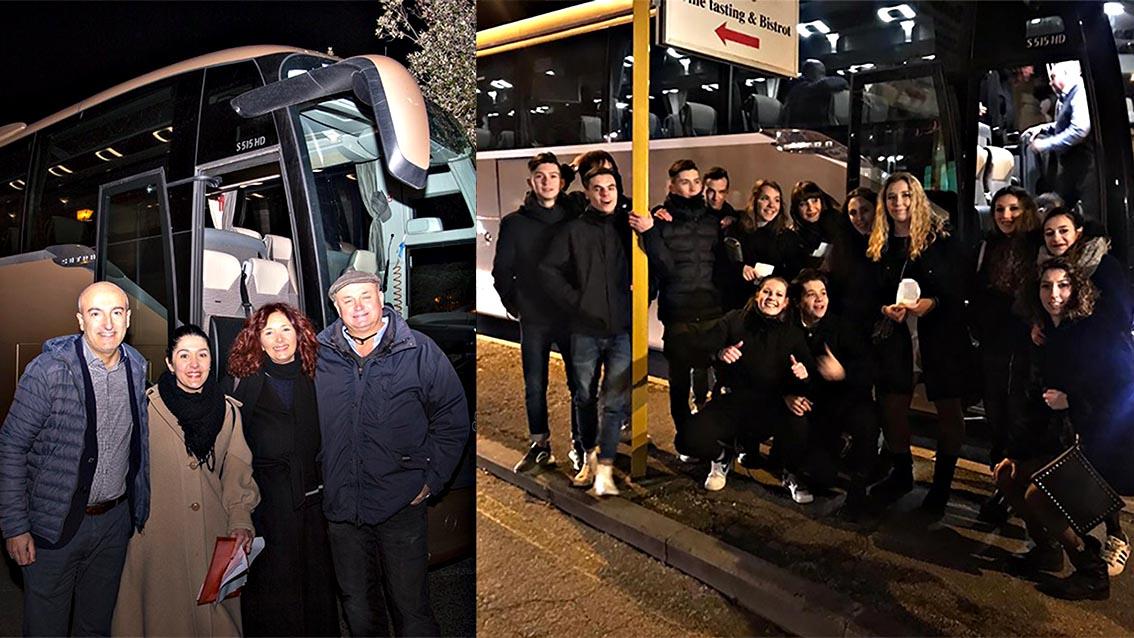 autobus del sabato sera