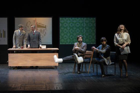 """""""Chi ruba un piede è fortunato in amore"""" di Dario Fo al Teatro Metastasio"""