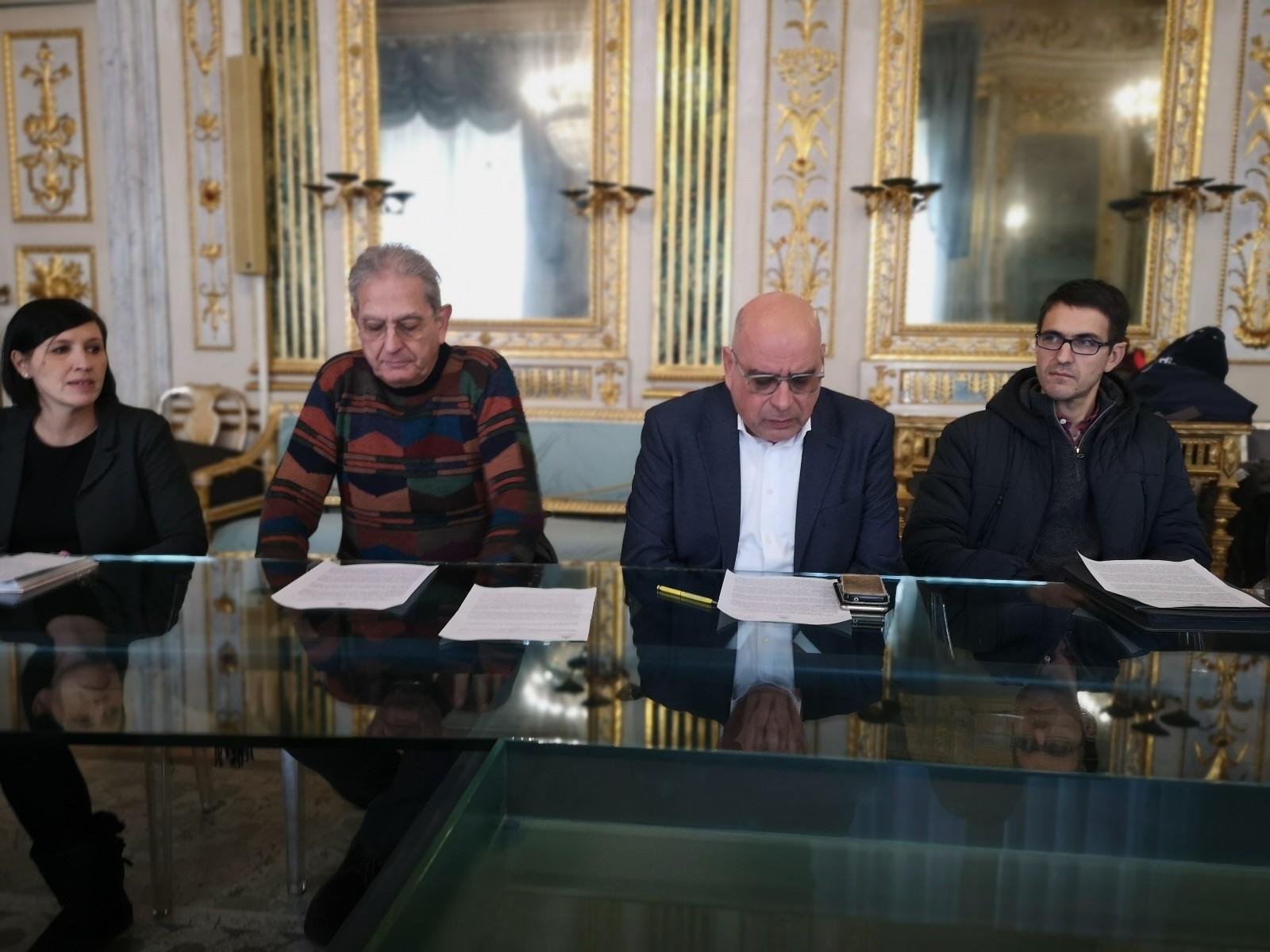 Vivi Lucca: oggi la conferenza stampa
