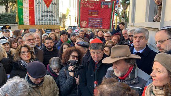 Pietre d'inciampo per le vittime della Shoah anche a Firenze