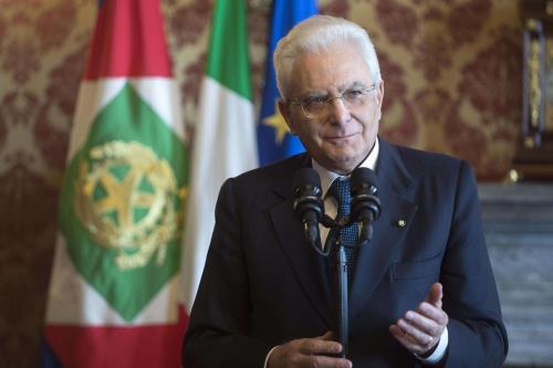 """Mattarella: """"Ciampi fu uomo dell'orizzonte comune"""""""