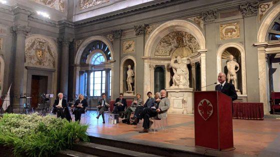 Firenze rende omaggio a Piero Farulli