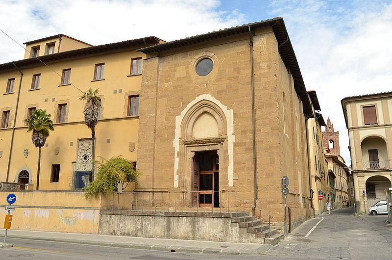 La sede del Museo Marino Marini a Pitsoia