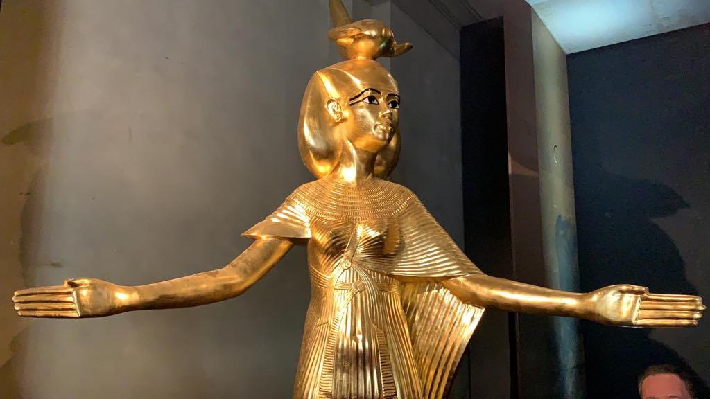 Mostra Tutankhamon