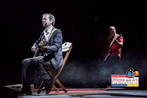 """Rocco Papaleo con """"Coast to coast"""" al teatro Puccini"""