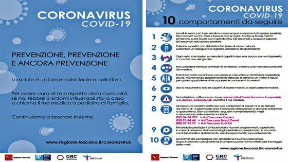 Prevenzione, prevenzione e ancora prevenzione