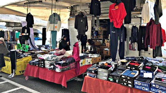 Stop ai mercati settimanali a Pisa e Siena