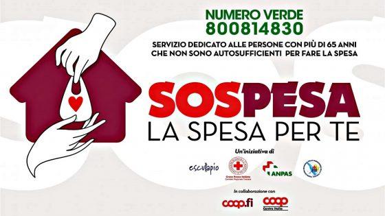 SOS spesa, attivo da oggi in collaborazione con Unicoop