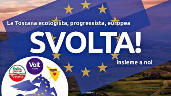 Elezioni Regionali Toscana, nasce la lista 'Svolta!'