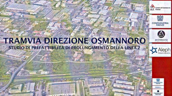 Prolungamento linea 2 della Tramvia fino all'Osmannoro