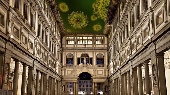 La chiusura dei Musei per il Coronavirus