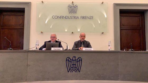 Chiusura fabbriche: Confindustria Toscana chiede chiarezza e rinvio 72 ore