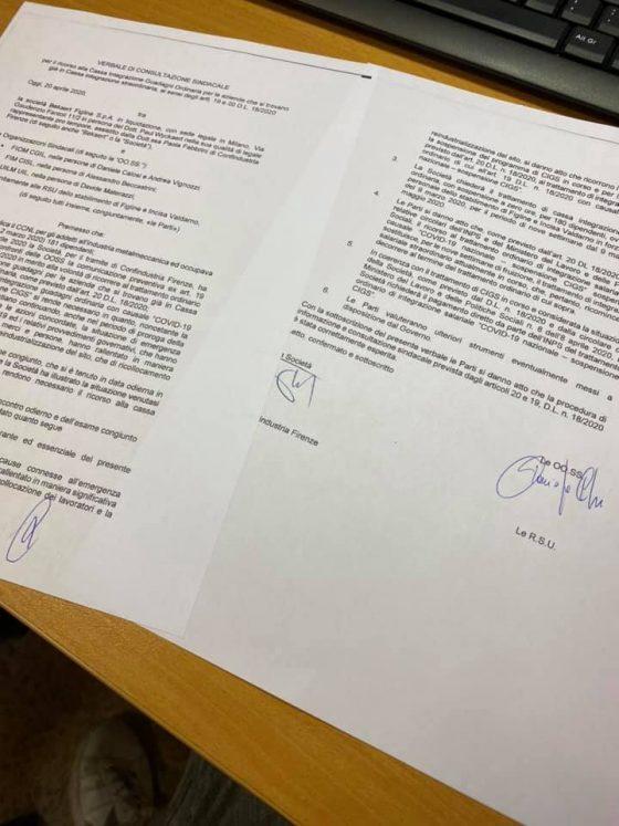 Accordo proroga cassa integrazione per Bekaert, Cavalli annuncia chiusura sede Firenze