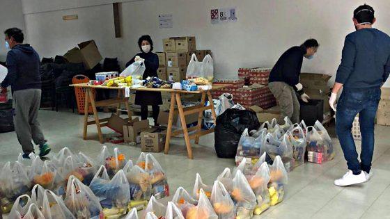 3000 'nuovi poveri' ai centri Caritas Toscana