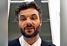 Il sindaco di Prato, Matteo Biffoni,