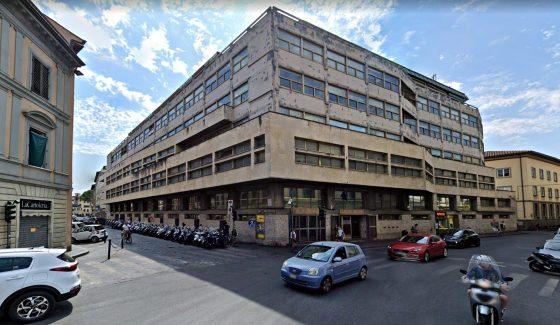 Riqualificazione palazzo ex Poste di via Pietrapiana, ok della giunta