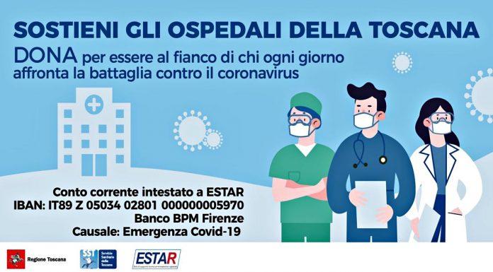 gli ospedali della Toscana