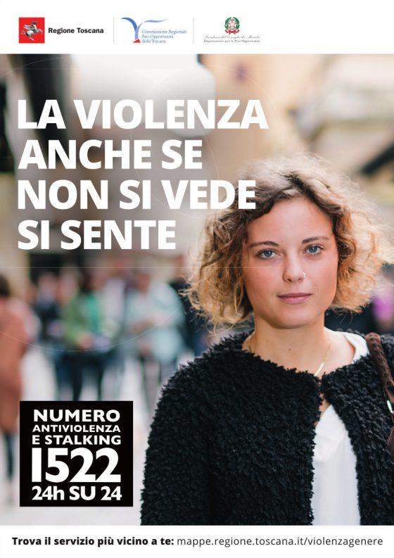 Violenza e Coronavirus, Centri e istituzioni insieme in Toscana per non lasciare sole le donne