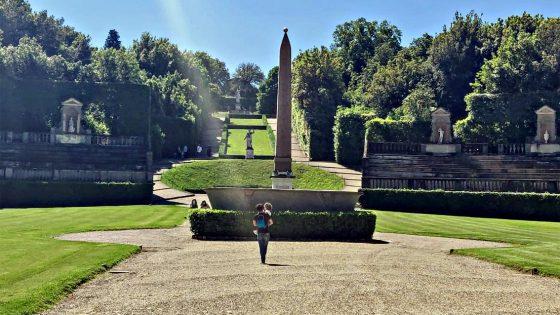 Boboli, oltre 2mila visitatori per il weekend