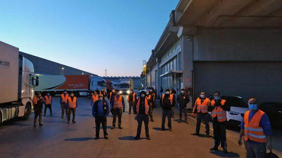 Tnt-Fedex, sciopero a Firenze contro esuberi di Milano