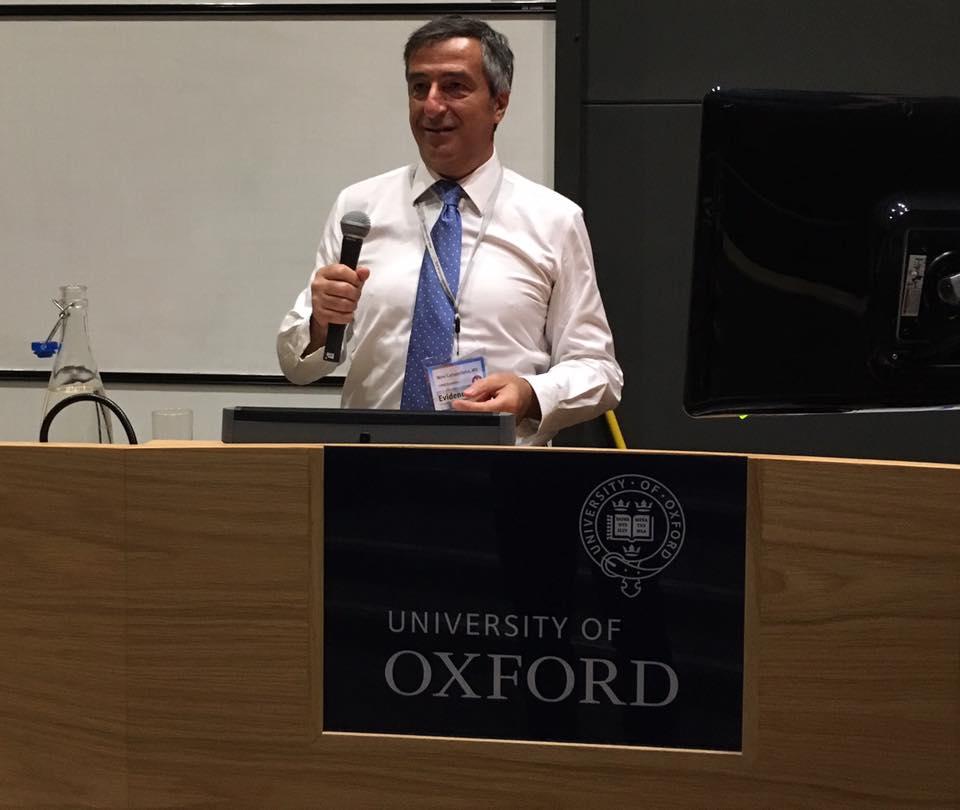 il dott. Nino Cartabelotta, presidente fondazione GIMBE