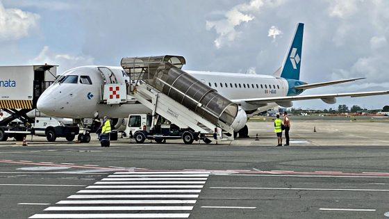 Aeroporto, inaugurato volo Firenze-Palermo e nuovo Gate