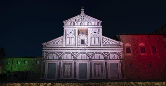 Firenze, il 2 giugno si illumina di tricolore