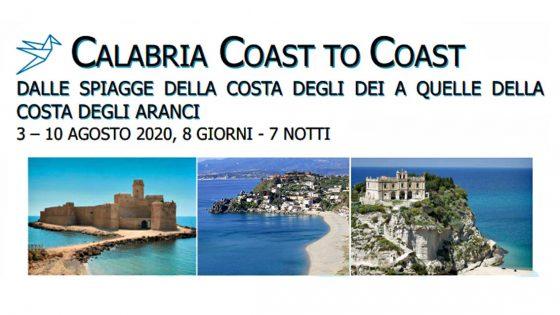 Calabria Coast To Coast – 3>10 Agosto, 8giorni/7notti