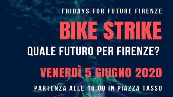 'Fridays For Future' ritornano con un 'Bike Strike'