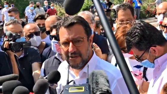 Regionali: Toscana; Salvini, possiamo vincere, si parte 0-0