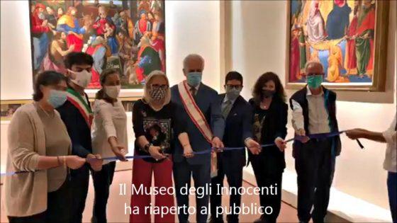 Il Museo degli Innocenti ha riaperto al pubblico