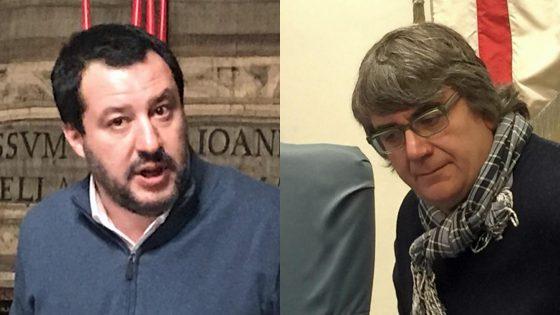 Don Biancalani denuncia Salvini e Salvini controquerela