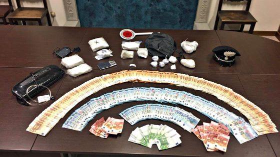 Borgo San Lorenzo, Smantellata organizzazione trafficanti di cocaina