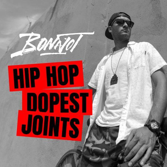 """Bonnot """"Hip Hop Dopest Joints"""", l'intervista"""
