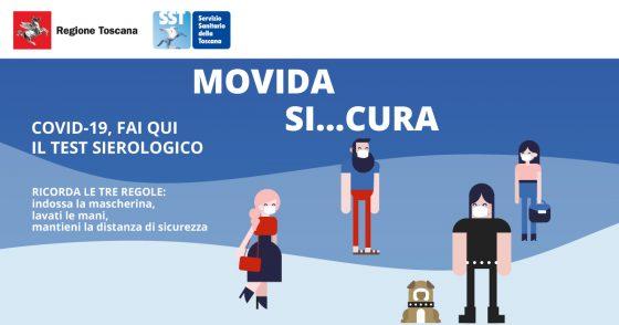 Movida si…cura, si parte il 25 luglio a Firenze