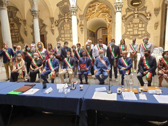 Via libera alle 'Vie di Dante', accordo sottoscritto nella Citta' metropolitana di Firenze