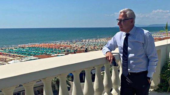 Covid: sindaco Viareggio, inopportuna ordinanza Giani