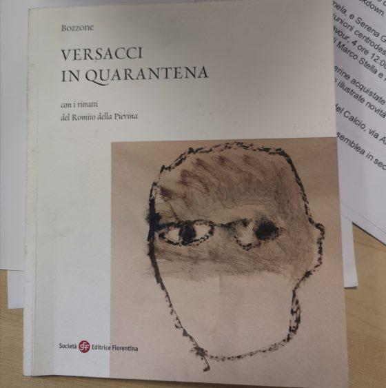 """Libri: """"Versacci in Quarantena"""" per vincere la paura del Covid"""