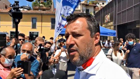 Salvini, stadio Fiorentina a Campi Bisenzio? Scelta bizzarra